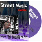 DVD- Street Magic Secrets Revealed