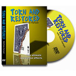 DVD- Torn and Restored Card