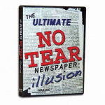 DVD- Ultimate No Tear Newspaper Illusion