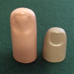 OSR Two Metal Thumb Tips - PREOWNED