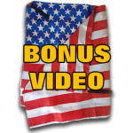 ONLINE VIDEO: Stage Size Flag Blendo