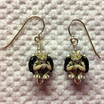 Gargoyle Earrings