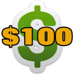 Rewards: $100 Gift Certificate