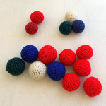 Knit Balls Assortment - PREOWNED