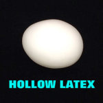 Latex Egg With Hole