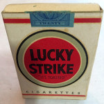 Lucky Strike Pack Production - VINTAGE