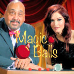 Magic Balls with DVD
