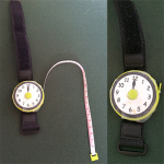 SOLD Measuring Time Comedy Watch - PREOWNED