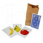 Mixed Fruit Card Trick