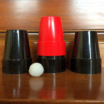Monti's Cups and Balls PLUS