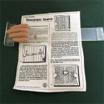 OSR Powell Newspaper Seance Gimmick - PREOWNED
