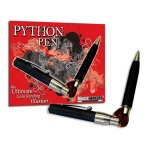 86 DISCONTINUED Python Pen Coin Bender