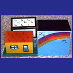 OSR Rainbow House
