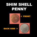 Shim Shell Coin- Penny