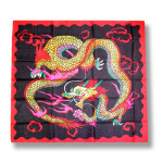 Silk- Imperial Dragon 36-Inch