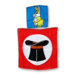 Rabbit From Top Hat Silk Set
