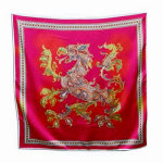 Silk- Vintage Dragon 46-Inch