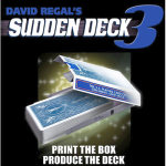 DISCONTINUED Sudden Deck 3 + Disposable Deck