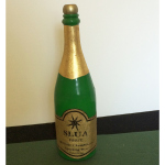SOLD Vanishing Champagne Bottle - PREOWNED
