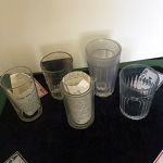 SOLD Trick Glasses Assortment - VINTAGE