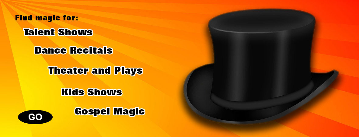 Find Magic Tricks For All Types of Shows