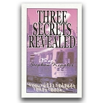 Three Secrets Revealed (Keppler) - USED BOOK