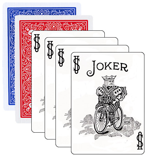 Force Deck One Way Jokers