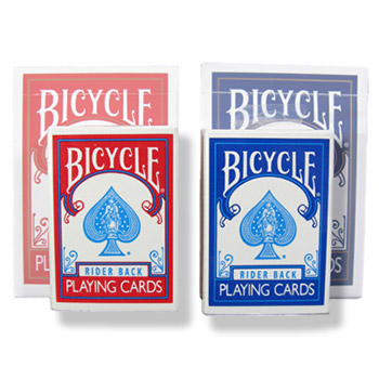 Miniature Mini Bicycle Card Deck Fast Shipping