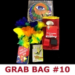 Magic Grab Bag #10 Including Feather Flowers *PREOWNED*