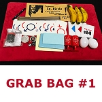 Magic Grab Bag #1 Including Sponge Bananas *PREOWNED*
