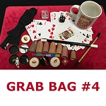 Magic Grab Bag #4 Including Automatic Card Fan *PREOWNED*