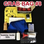 Magic Grab Bag #8 Including Vanishing Candle *PREOWNED*