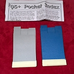 SOLD Q5 Pocket Card Indexer *PREOWNED*