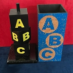 *CLOSEOUT* ABC Blocks