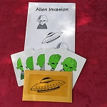 Alien Invasion by Danny Archer *PREOWNED*