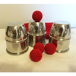 Aluminum Combo Cups and Balls - PREOWNED