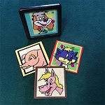 Animal Farm Magic Frame