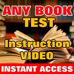 ACCESS PAGE FOR: Any Book Test