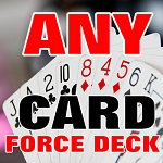 Any Card Force Deck