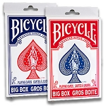 Bicycle Card Deck- JUMBO