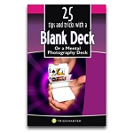 BOOKLET- 25 Tricks With a Mental Photo Deck