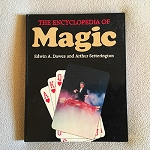 SOLD Encyclopedia of Magic (Dawes) - USED BOOK