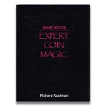 David Roth's Expert Coin Magic (Kaufman) - USED BOOK