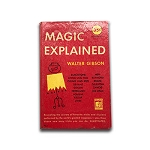 SOLD Magic Explained (Gibson) - USED BOOK