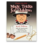 *CLOSEOUT* BOOK- Easy To Do Magic Tricks For Children