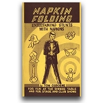 *CLOSEOUT* BOOK- Entertaining Stunts With Napkins