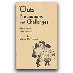 Outs, Precautions and Challenges (Hopkins) - USED BOOK