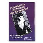 Professor's Nightmare The Awakening (Dayton) - USED BOOK