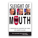 *CLOSEOUT* BOOK- Sleight Of Mouth