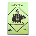 *CLOSEOUT* BOOK: Three Shell Game